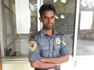 Indore Institute Of Management Studies Security Guard Selected For Liverpool Football Club