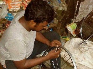 Varun Barnwal's journey from cycle repairing to IAS Officer